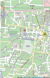 Fig. 21 OpenMapStreet CycleMap